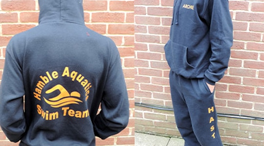 Club Uniform - Hoodie & Jogging Bottoms